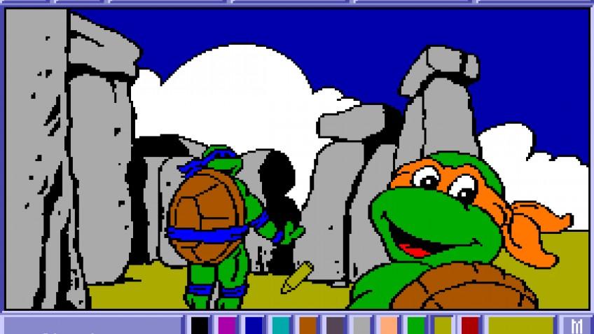 Teenage Mutant Ninja Turtles: World Tour