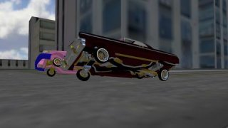 Lowrider Car Game Deluxe