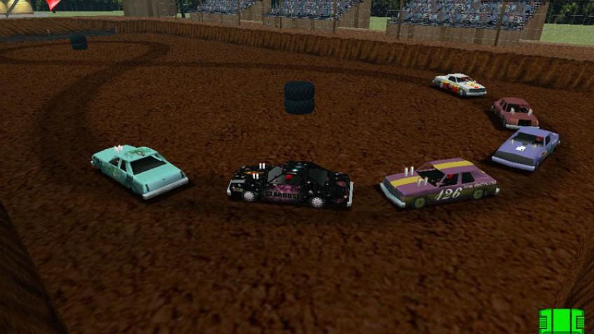 Demolition Derby & Figure8 Race