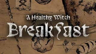 A Healthy Witch Breakfeast