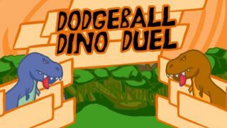 Dodgeball Dino Duel (itch)