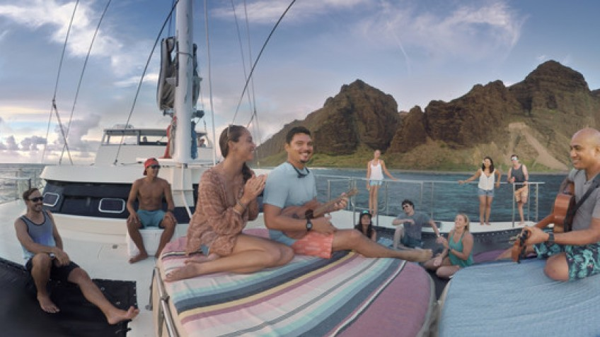 Let Hawaii Happen VR