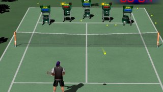 Virtua Tennis (1999)