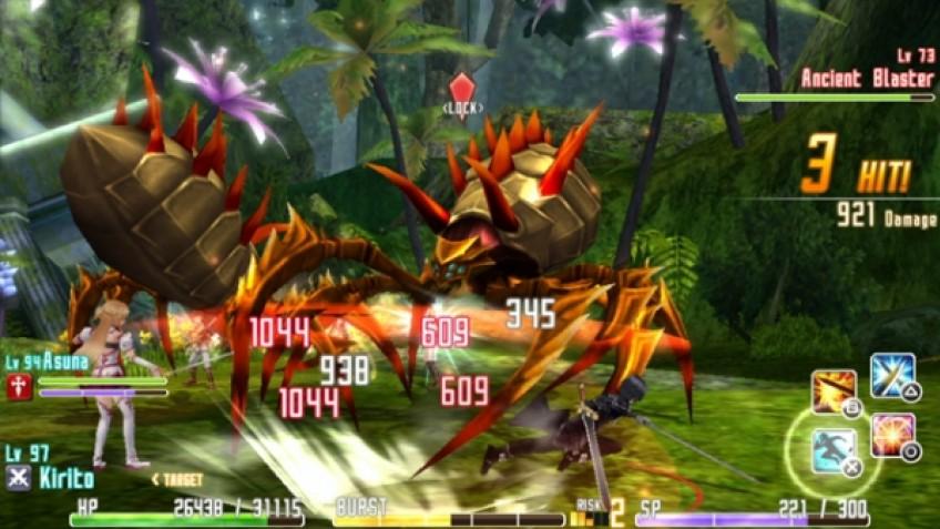Игра Скачать Sword Art Online - фото 8
