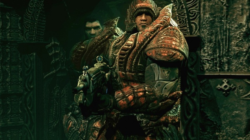 Gears of War 2: Dark Corners