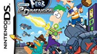 Phineas and Ferb: Across the 2nd Dimension (DS)