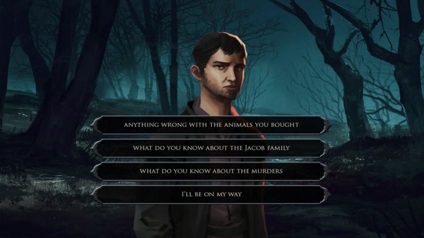 A Salem Witch Trial: Murder Mystery