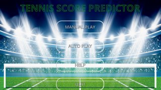 Tennis Score Predictor (itch)