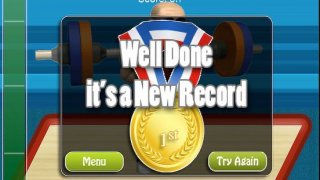 Weight Lifter - Addictive Game