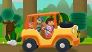 Team Umizoomi & Dora's Fantastic Flight