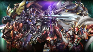 Super Robot Wars HD
