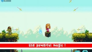 Pixel Knight: Fantasy Forest