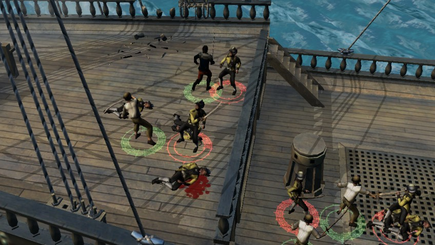 Tortuga: Pirate's Revenge
