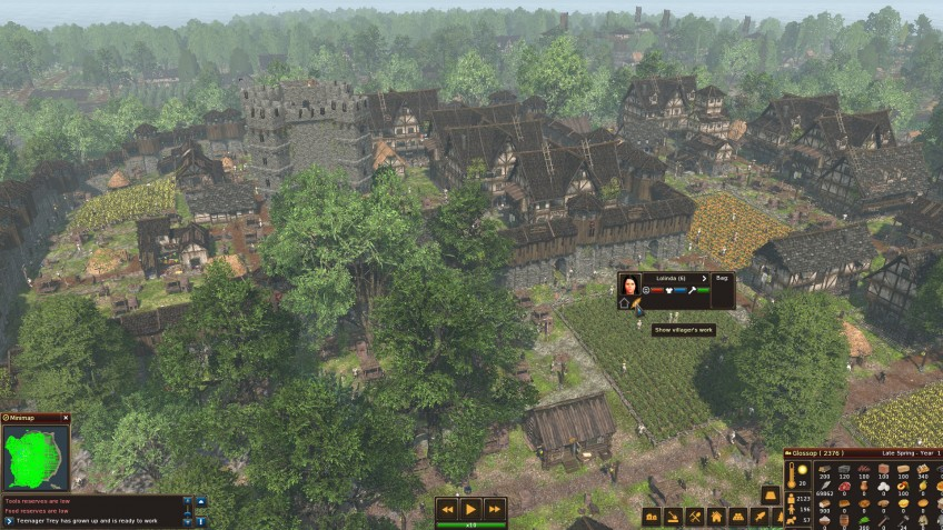 Life is Feudal - Forest Village