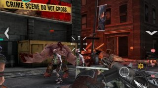 ZOMBIE WARFARE: Shooting Game