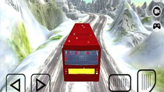Bus Driving Simulator 3D: Free Snow Hill & Best Game 2016