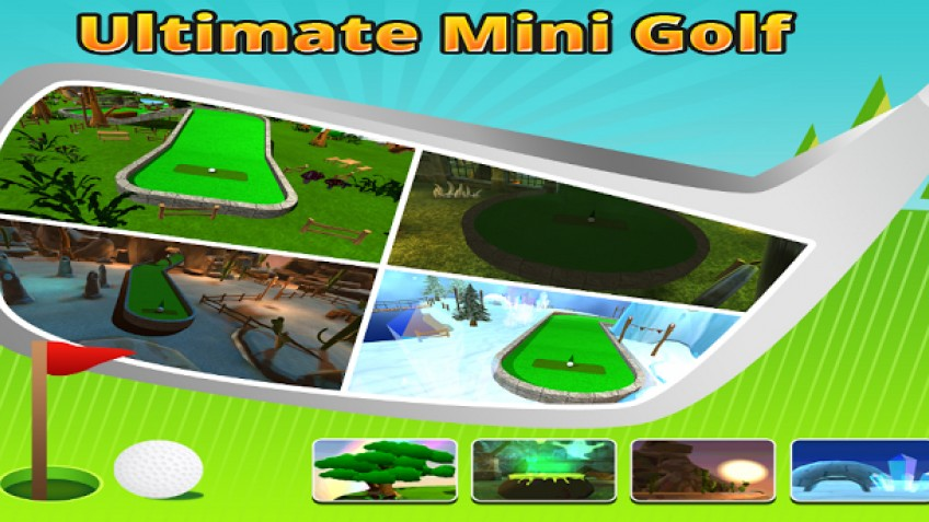 Ultimate Mini Golf