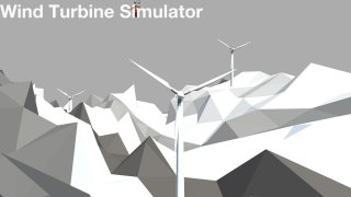 Wind Turbine Simulator (itch)