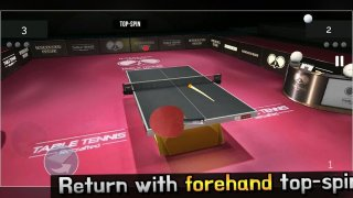 Table Tennis Recrafted (itch)