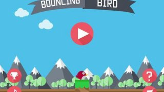 The Flappy Bouncing Bird: the new classic original sliding bird game