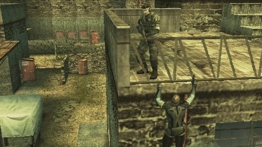 Metal Gear Solid: Portable Ops Plus