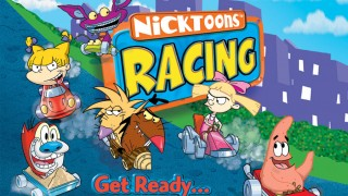 Nicktoons Racing