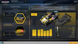 Motorsport Manager: Endurance Series