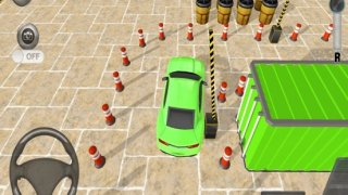 Car Parking Test Drive School