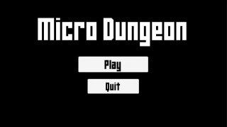 Micro Dungeon (itch)