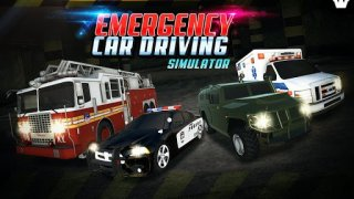 Emergency Car Driving Simulator