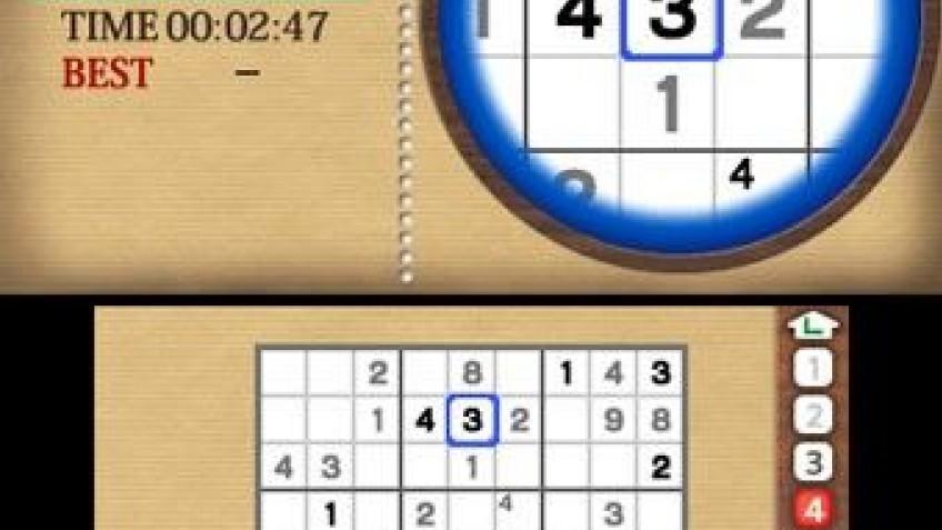 Sudoku by Nikoli