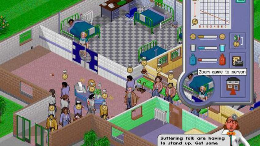 Игра Theme Hospital 2