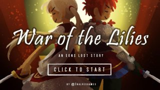 War of the Lilies: An Eons Lost Story (itch)