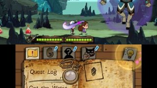 Gravity Falls - Legend of the Gnome Gemulets