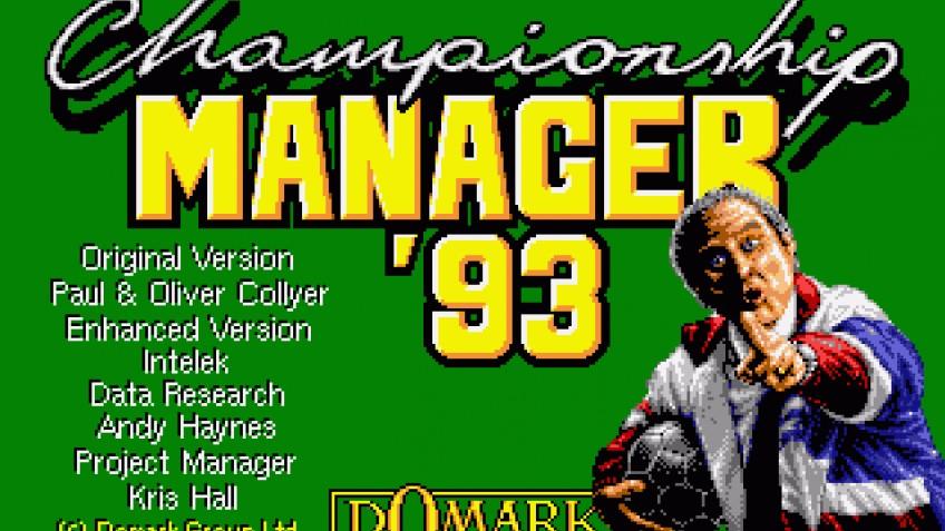 Championship Manager 93/94