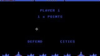 Missile Command (1980)