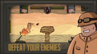Cannons Warfare (itch)