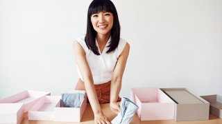 Tidying Up With Marie Kondo - The Unofficial Game (itch)