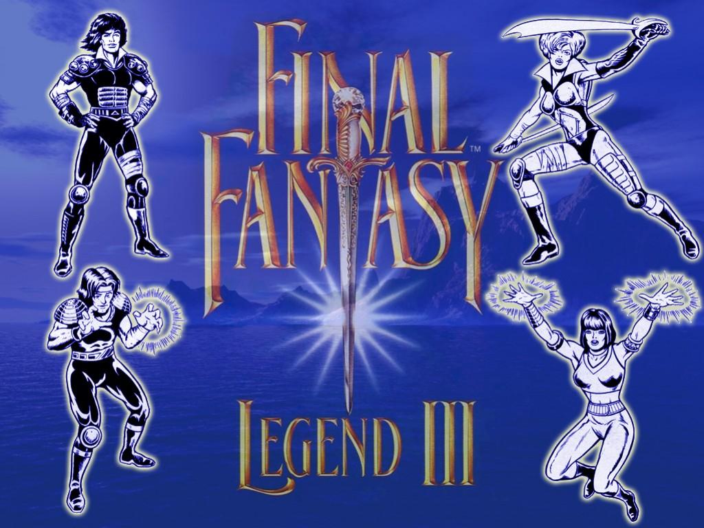 Final Fantasy Legend 3