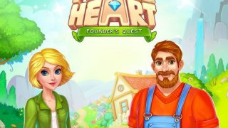 Puzzle Heart Match-3 Adventure