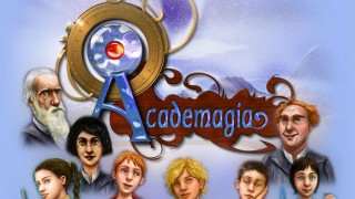Academagia: The Making of Mages