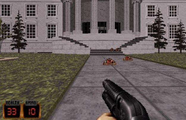 Duke Nukem 3D: Duke It Out in D.C.