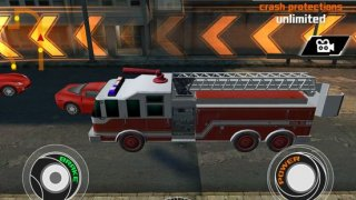 3D FireTruck Racing PRO - Full Emergency Vehicles Racing Version
