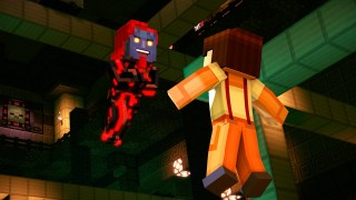 Minecraft: Story Mode - Season 2 - Episode 3: Jailhouse Block
