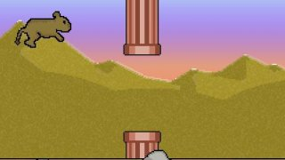 Jumpy Degu: An Expedition through Time (itch)