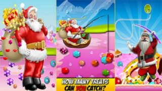 Candy Land and Santa Fun