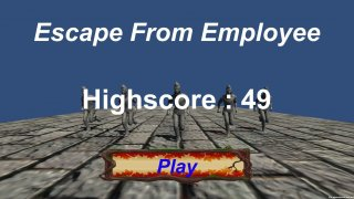 Escape from Employee (racing game) (itch)