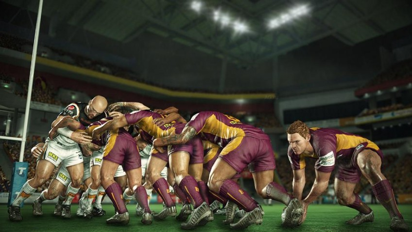 Rugby League Live2
