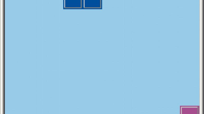 Desktop Tetris
