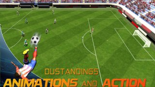 Champions League Soccer (itch)